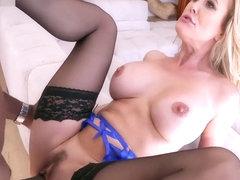 Massive zwarte lul Porn
