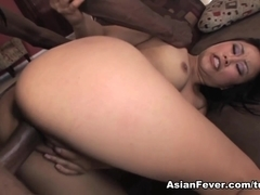 Bella Ling in Black Dick Too Boo-Coo #4