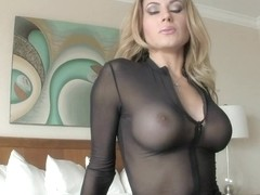 congratulate, very swinger blonde milf stranger fuck agree, excellent