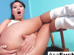 Asa Akira in Asa Looks Sexy In This Hot Gonzo Solo - AsaAkira