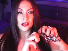 Chastity Conditioning Pavlov's Dog from Mistress Ashley Rebel