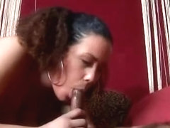 Voluptuous hooker paid to fuck