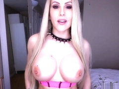Cum On My TIts JOI - Katie Banks
