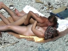 Real amateur couple sex action
