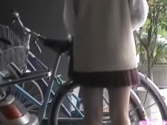 Bicycle free horny bicycle anal sex