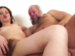 Kinky Hairy Teen Pissing
