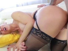 Cherie DeVille gets anal fucked by her step-son