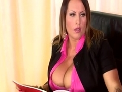 Abbie Cat & Laura Orsolya Hot Threesome