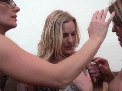 Brianna Ray, Kristen Cameron, Grace in Good grace Video