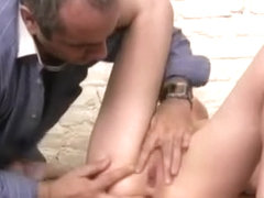 Skinny Teen Carmen Callaway Hard Slammed By Big Hard Dick