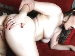 A Lot Of Anal Fucking For The Voluptuous Charlotte Vale - Upox