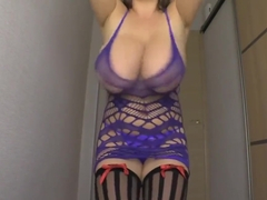 Stripper VIP Room POV Titfuck Out Of This World!!