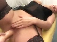 ebony Lesbijki orgasim
