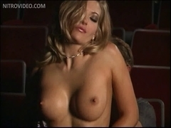 Amber Michaels and Rafe in bordello bare