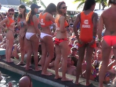 Dantes Pool Party At Fantasy Fest 2015 Key West Florida - NebraskaCoeds