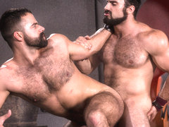 Erectus XXX Video: Jaxton Wheeler, Teddy Torres - FalconStudios