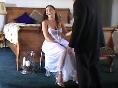 Шведское порно свадьба, молодая