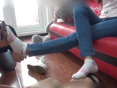 Amazing xxx clip Feet craziest only here