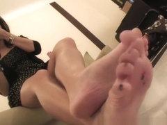 Giantess feet pov free porn videos sex tube