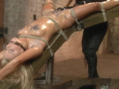 Cameron Dee in Horny Slut Can't Stop Fucking Herself - HogTied
