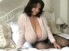 Big tits moms outside handjob movies sorry, that