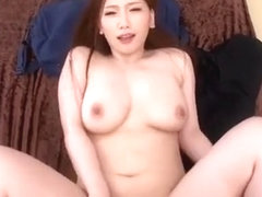 Amazing Japanese whore Ai Sayama in Crazy Ass, POV JAV clip