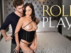 Ariana Marie & James Deen in Role Play Video