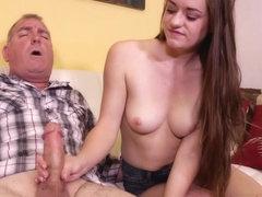 i let my dad fuck my girlfriend