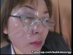 JapaneseBukkakeOrgy: Dream Shower Legend
