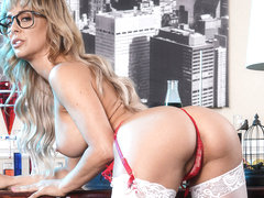 Cherie Deville & Van Wylde in The Mad Dr. Deville - BrazzersNetwork