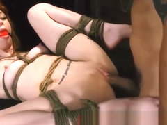 The accident bondage xxx Sexy youthful girls, Alexa Nova and Kendall