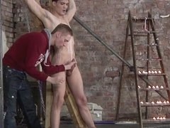 Edged To An Explosive Cum - Luke Tyler And Ashton Bradley - Boynapped