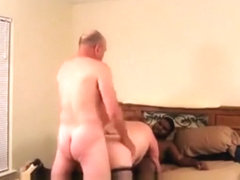 BBW MILF Tries Black Dick