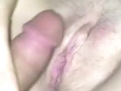 Backseat big dick makes her squirt
