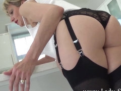 Would You Like To Shoot Your Cum All Over Me - LadySonia