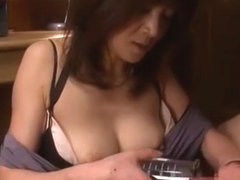 Best Japanese girl Ai Komori in Hottest Blowjob/Fera, Big Tits JAV clip