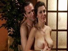 Naked women in panties