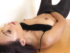 Cassandra Cruz in Masturbation Movie - AuntJudys
