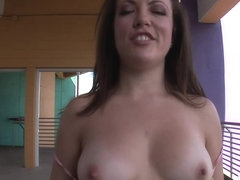 Pity, that erotic female piercing video with