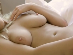 Sensual pussy play brings multiple orgasms