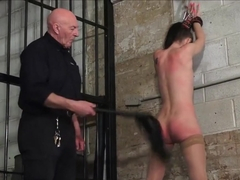 Strict Whipping Of Amateur Slave Lolani