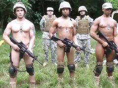 Schwule Militär-Sex-Video