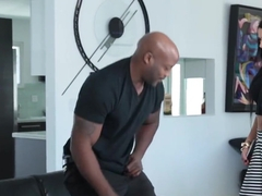 Katrina Jade fucked by black bull