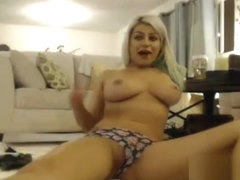 Briana Lee's Member Camshow from 5th January 2017