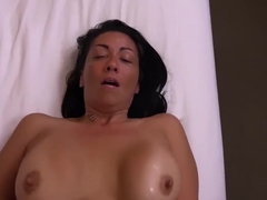 Mom Pov Teeah - 42 year old mixed busty Asian MILF E255