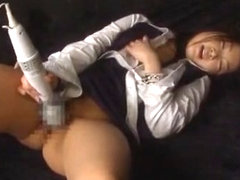 Incredible Japanese whore Chihiro Aoi in Fabulous Masturbation, Toys JAV scene