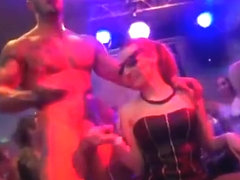 Slutty Nymphos Get Entirely Insane And Naked At Hardcore Par
