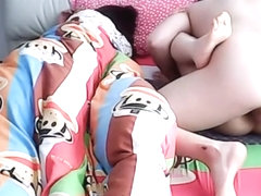 Hot Japanese chick in Exotic Babysitters, Anal/Anaru JAV clip, check it
