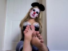 klaun porno