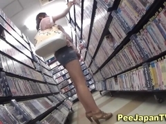 Asian ho squirts ### down stairs